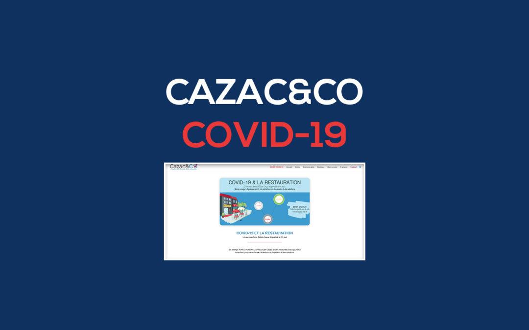 Cazac&Co COVID-19