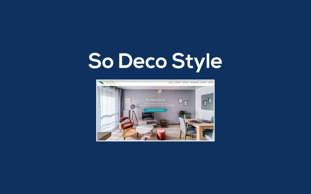 So Deco Style