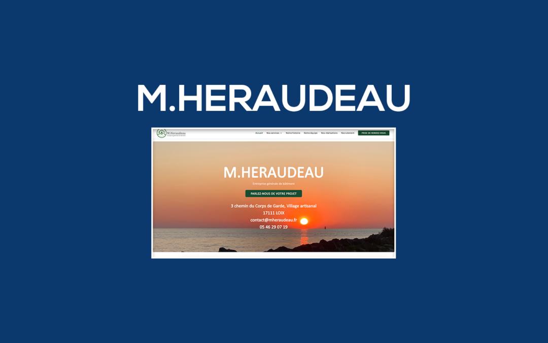 M.Heraudeau